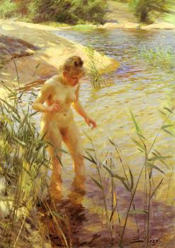 Anders Zorn : Reflexions