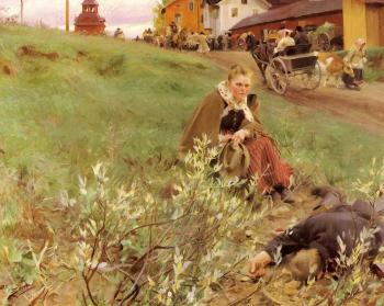 Anders Zorn : The Mora Fair