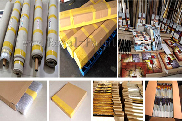 Wholesale oil paintings from Xiamen China wholesale center
