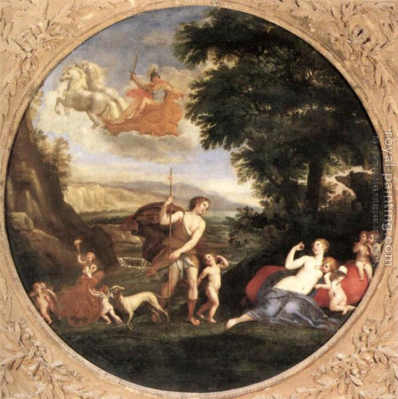 Francesco Albani : Autumn
