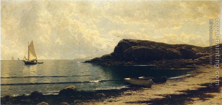 Alfred Thompson Bricher : Along the Shore