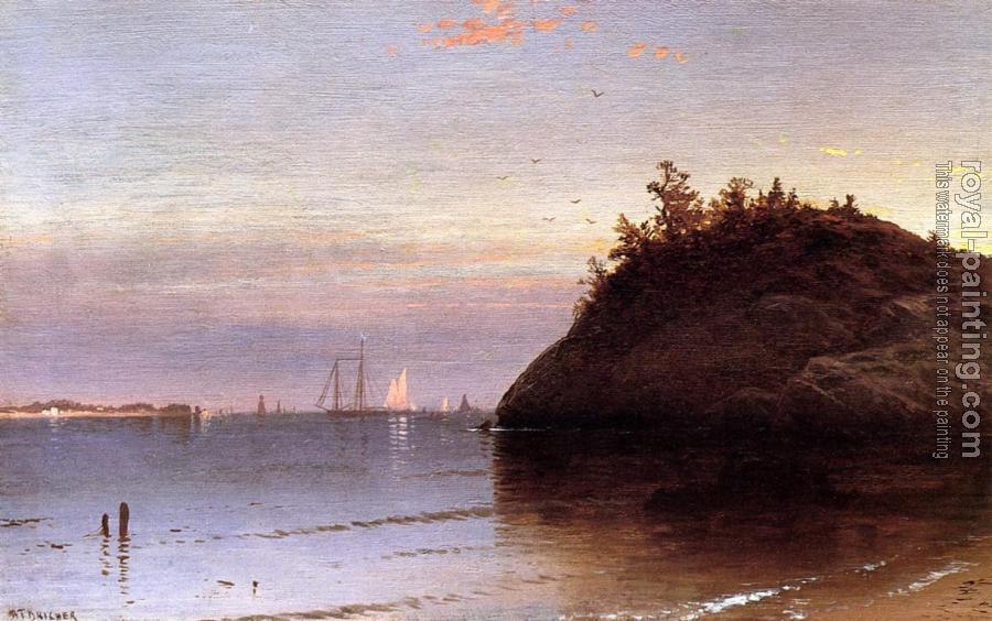 Alfred Thompson Bricher : Narragansett Bay