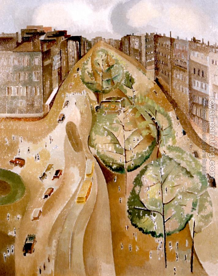 Alice Bailly : The avenue