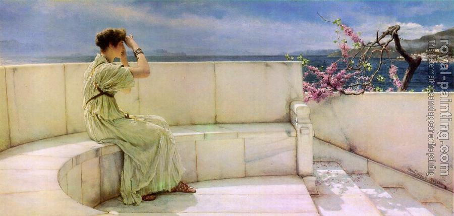 Sir Lawrence Alma-Tadema - Expectations
