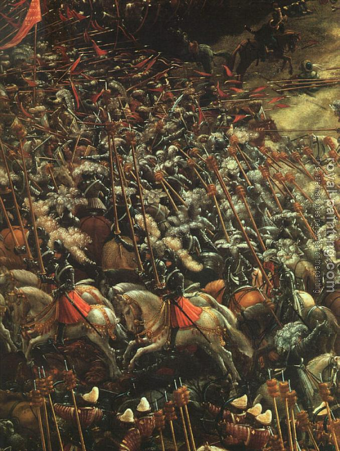Albrecht Altdorfer : The Battle of Alexander III