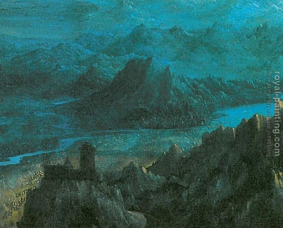 Albrecht Altdorfer : The battle of issus
