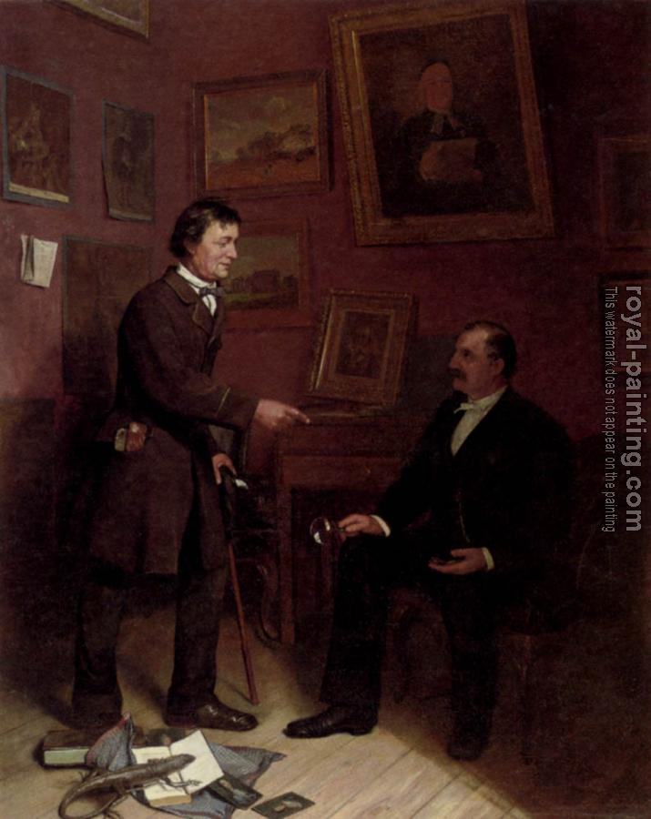 Carl Christian Andersen : The Art Collector