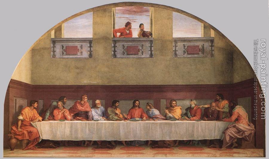 Andrea Del Sarto : The Last Supper