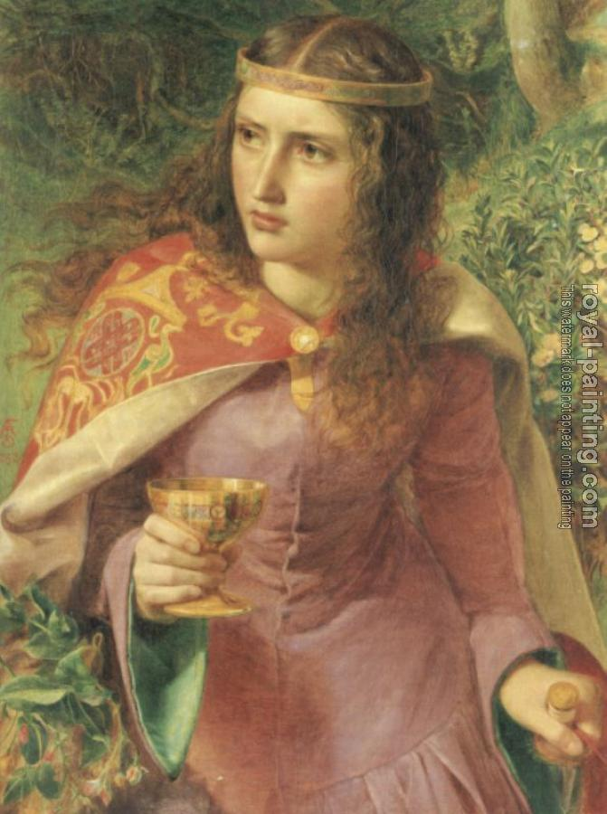 Anthony Frederick Augustus Sandys : Queen Eleanor
