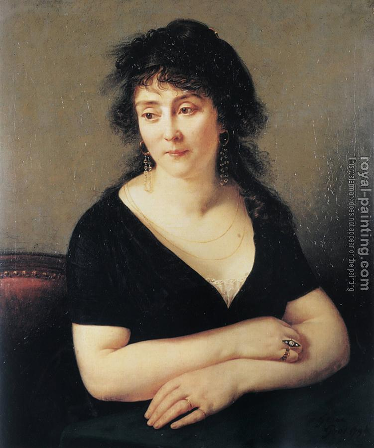 Portrait of Madame Bruyere