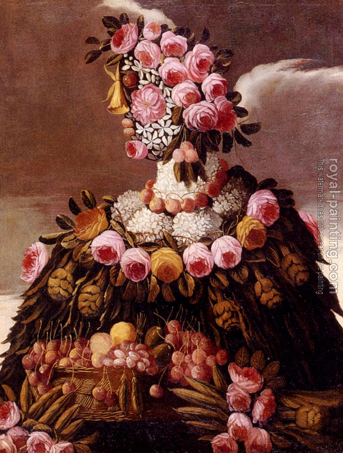 Giuseppe Arcimboldo : The Seasons Pic 2