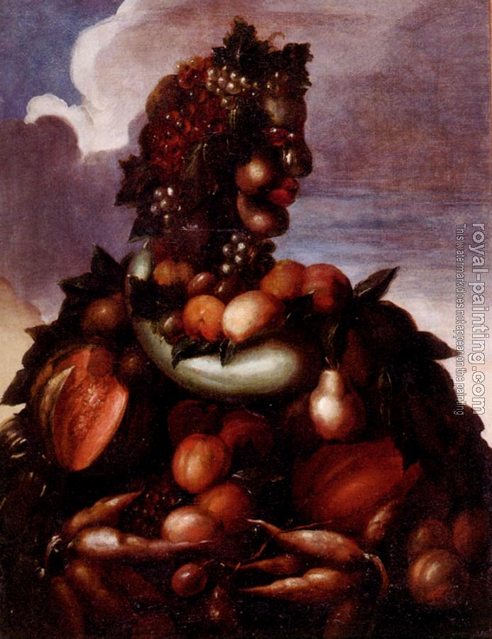 Giuseppe Arcimboldo : The Seasons Pic 3