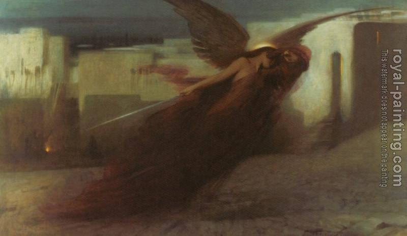 Arthur Hacker : And there was a great cry in Egypt