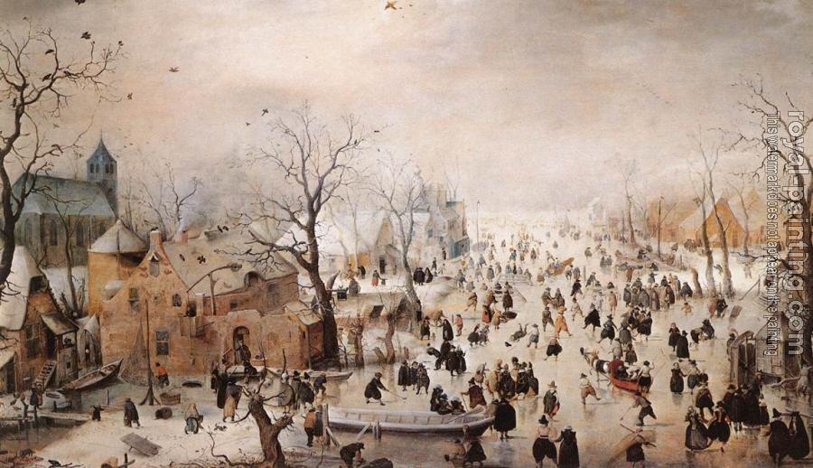 Hendrick Avercamp : Winter