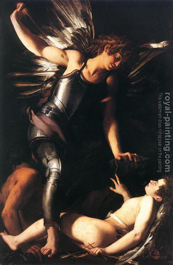 Giovanni Baglione : Graphic Heavenly Love Conquering Earthly Love