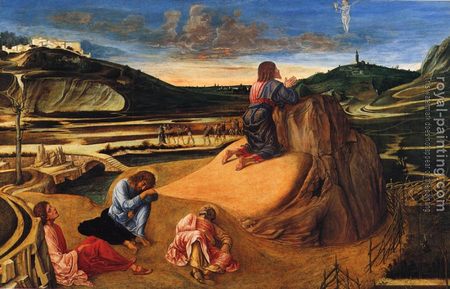 Giovanni Bellini : Bellini Giovanni The agony in the garden