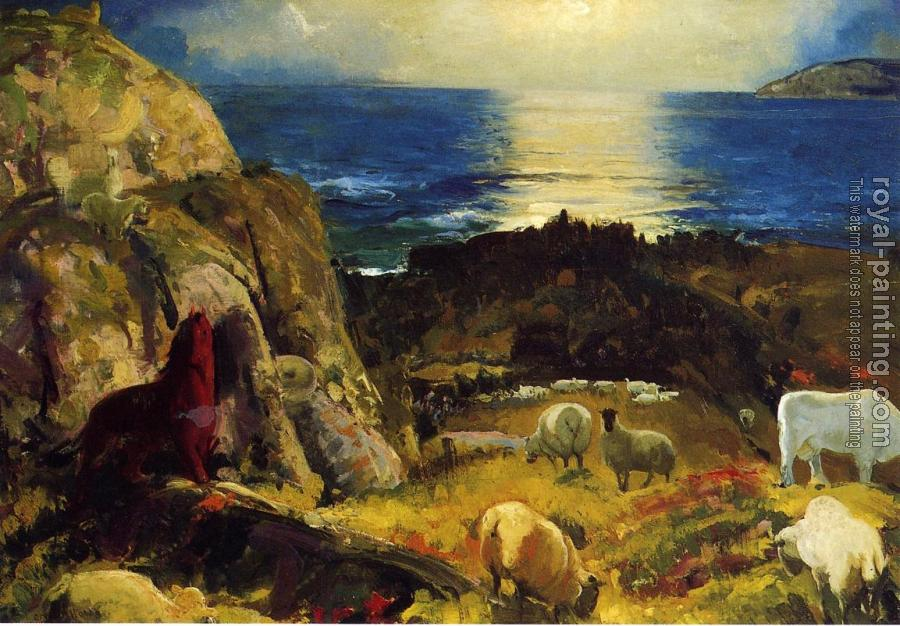 George Bellows : Criehaven, Large