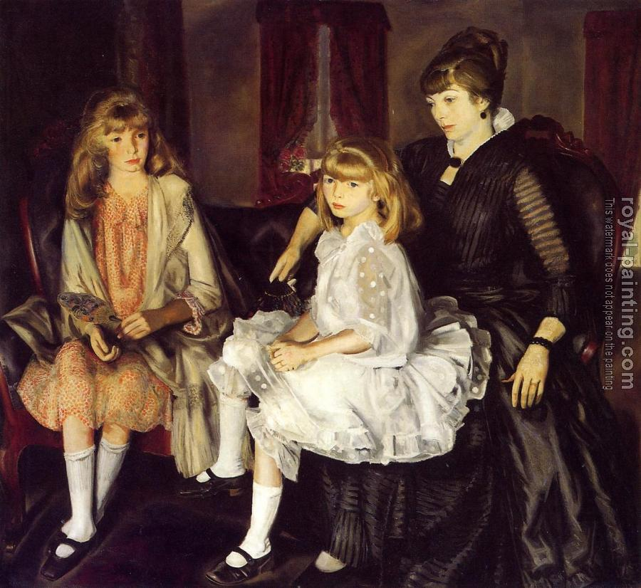 George Bellows : Emma and Her Children