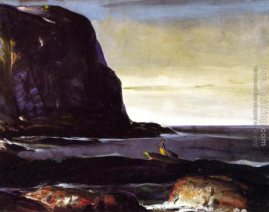 George Bellows : Evening Swell