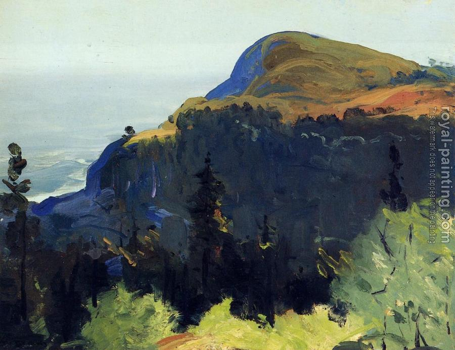 George Bellows : Hill and Valley