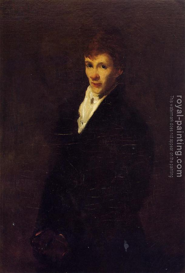 George Bellows : Portrait of Clifton Webb