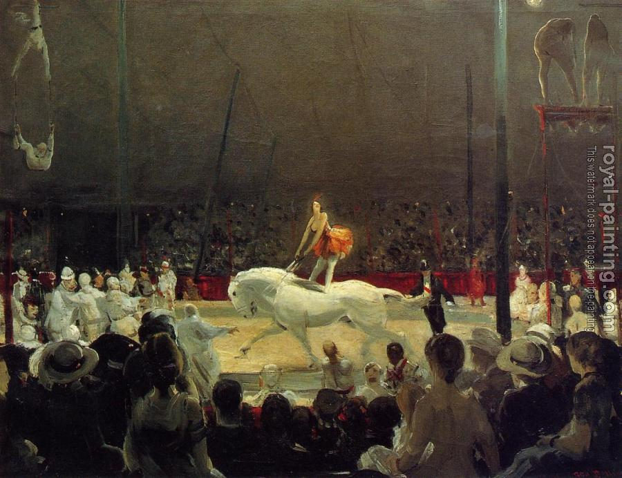 George Bellows : The Circus