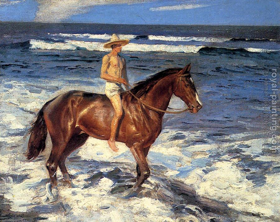 Benito Rebolledo Correa : A Ride Along The Shore