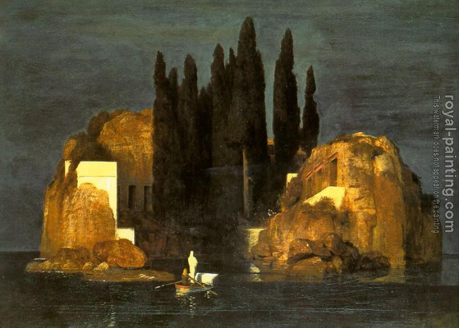 Amold Bocklin : The Isle of the Dead