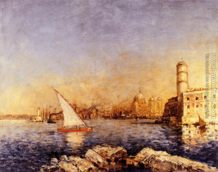 Frank Boggs : The Port of Marseille