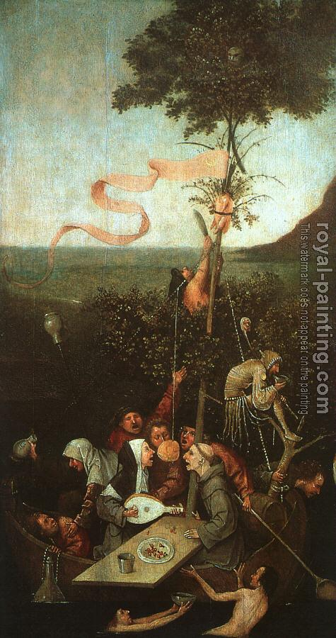 Hieronymus Bosch : The Ship of Fools