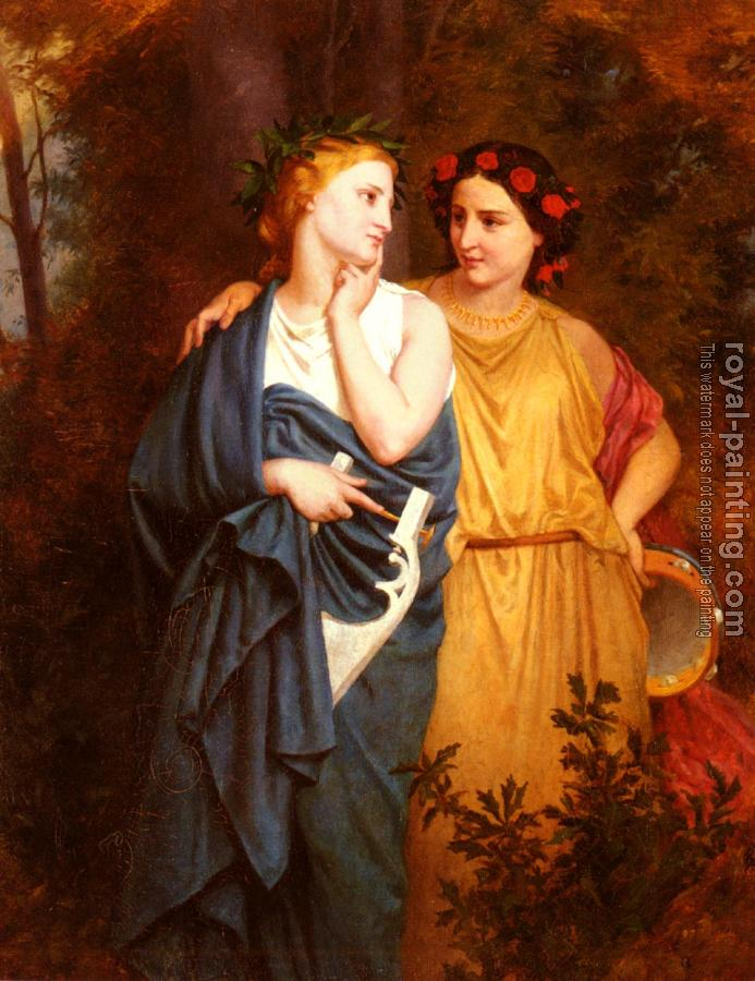 Elizabeth Gardner Bouguereau : Philomena And Procne