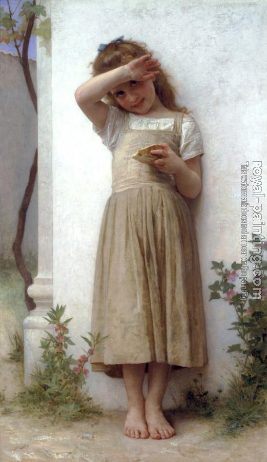 William-Adolphe Bouguereau : In Penitence