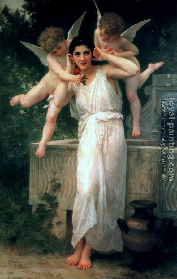 William-Adolphe Bouguereau : Jeunesse (Youth)