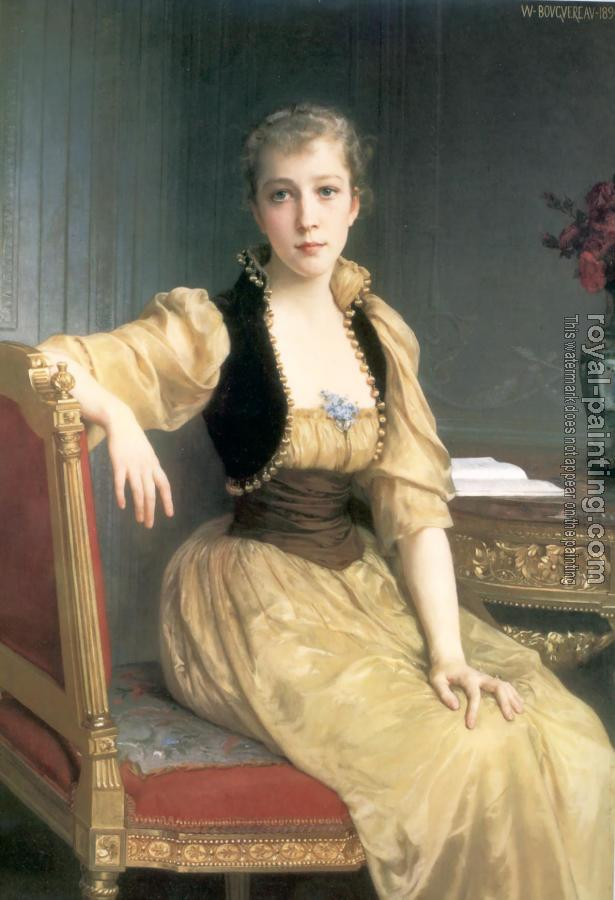 William-Adolphe Bouguereau : Lady Maxwell