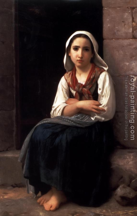 William-Adolphe Bouguereau : Yvonette