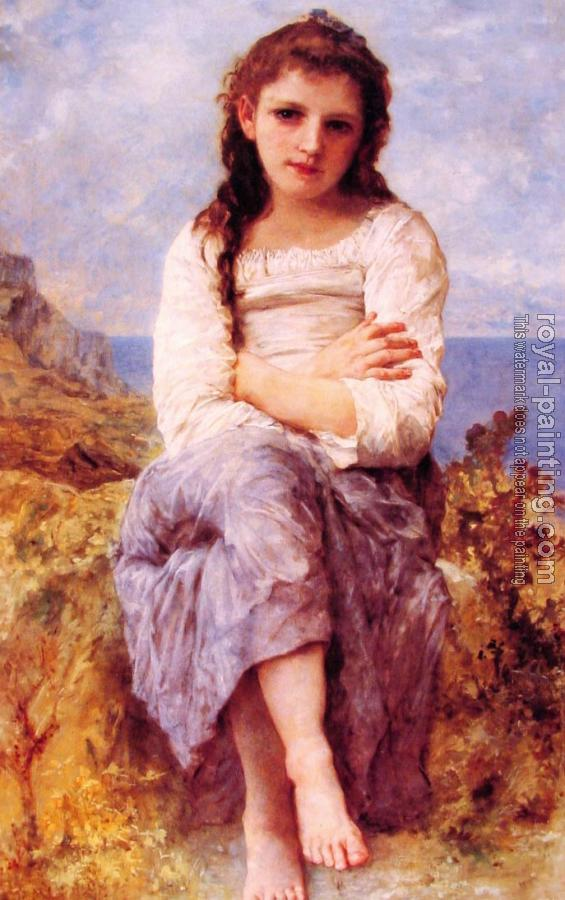 William-Adolphe Bouguereau : Far Niente