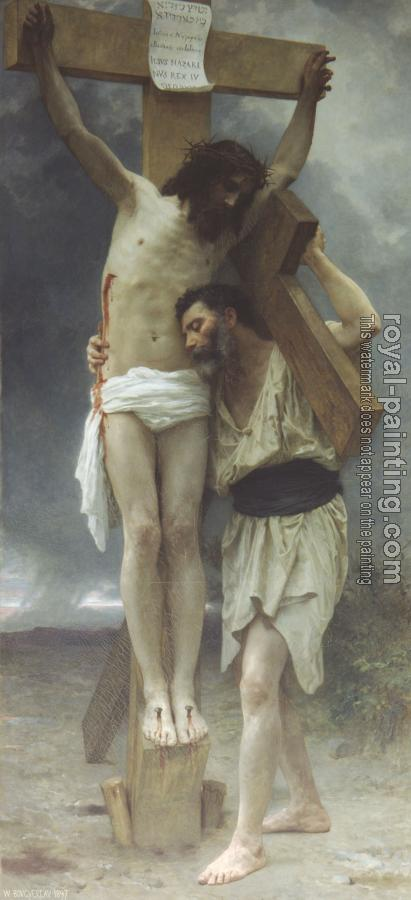 William-Adolphe Bouguereau : Compassion