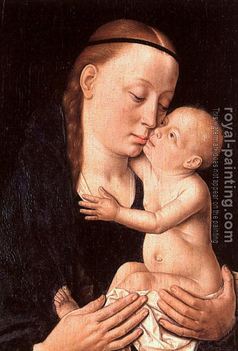 Dieric Bouts : Virgin and Child