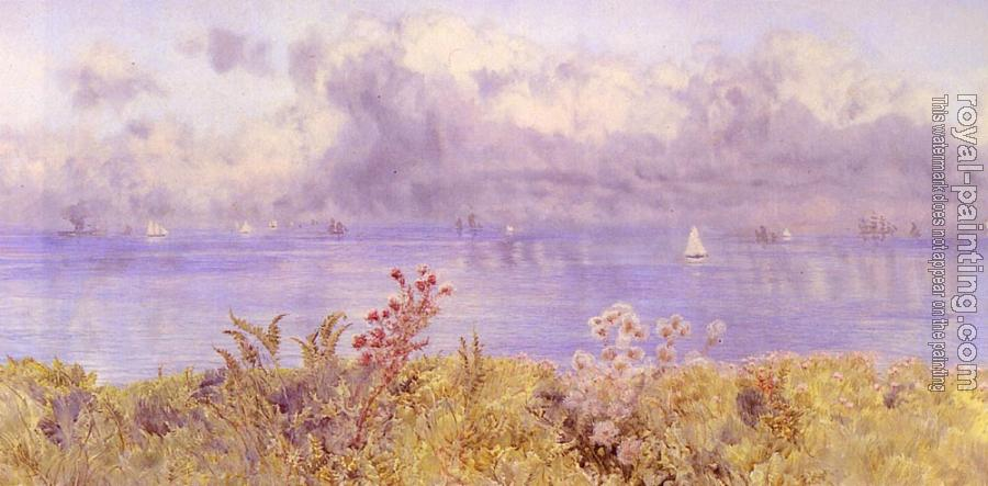 John Brett : Bristol Channel From The Welsh Coast