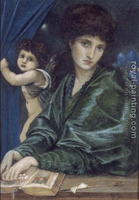 Sir Edward Coley Burne-Jones : Maria Zambaco