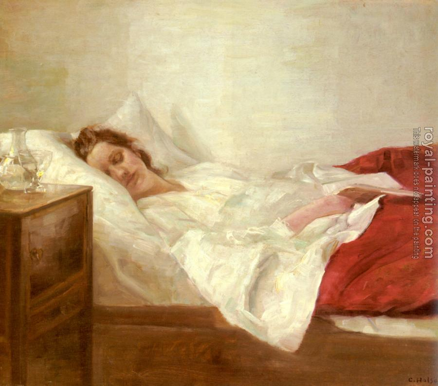 Carl Holsoe : Asleep
