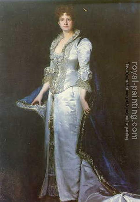 Carolus-Duran : Queen Maria Pia of Portugal