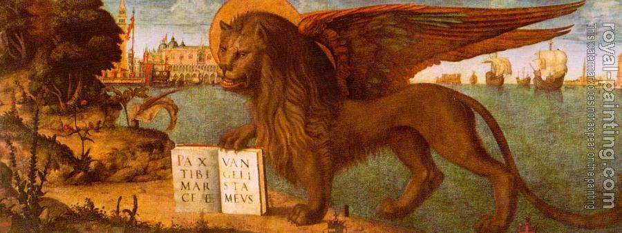 Carpaccio : The Lion of St. Mark