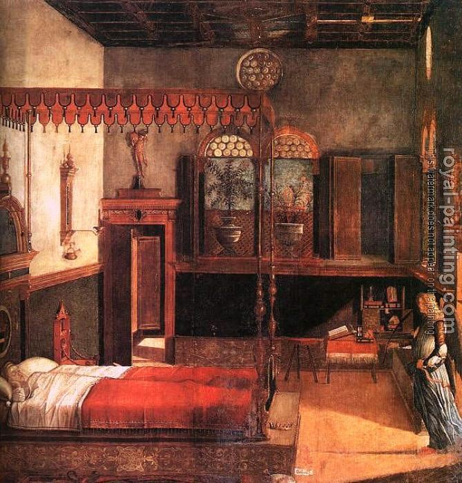 Carpaccio : The Dream of St. Ursula