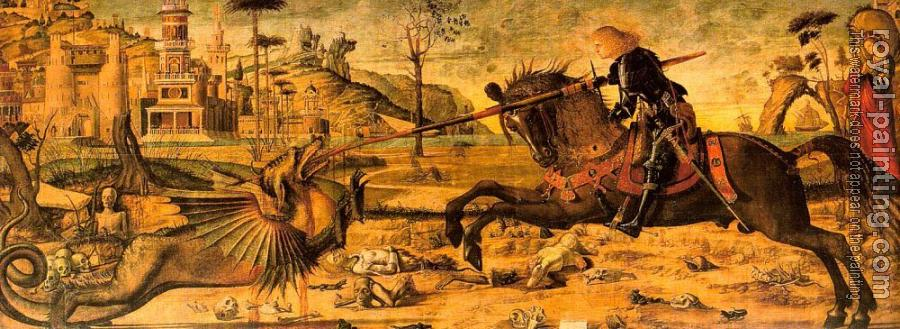 Carpaccio : St. George and the Dragon