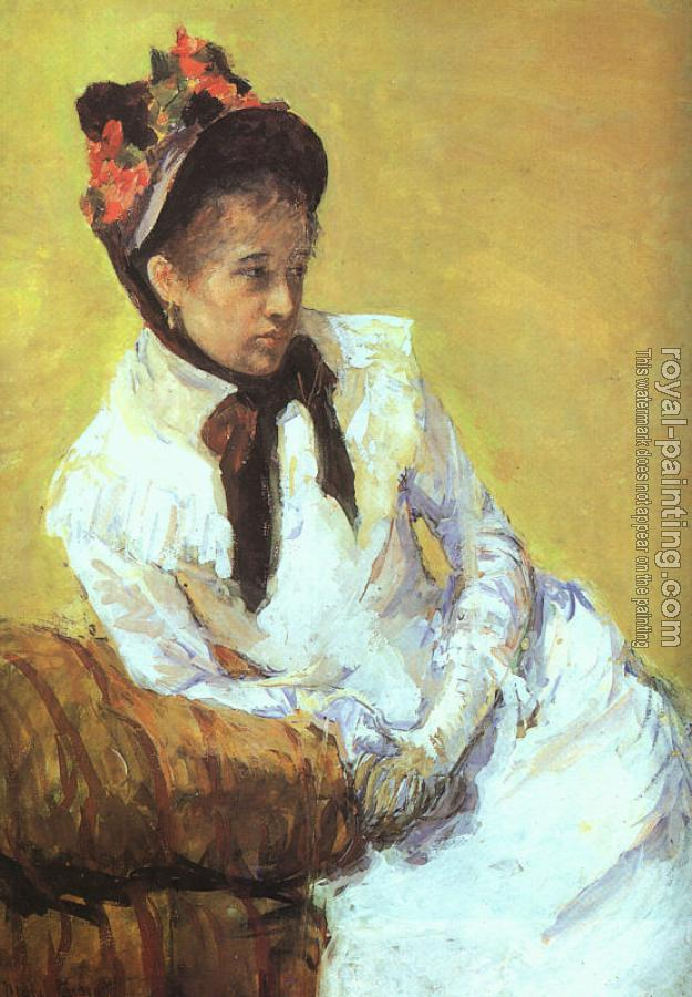 Mary Cassatt : Self Portrait