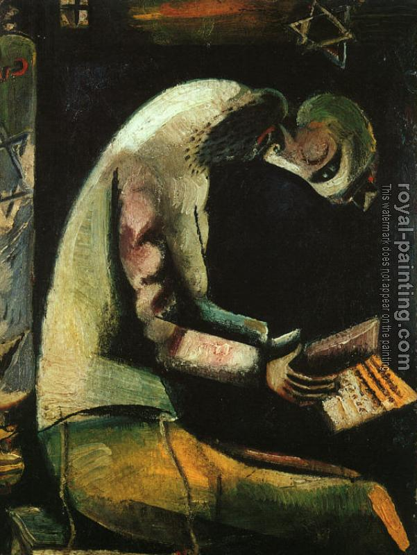 Marc Chagall : Jew at Prayer