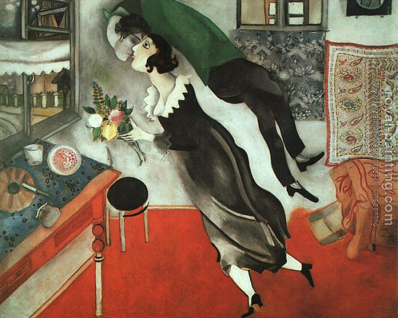 Marc Chagall : The Birthday