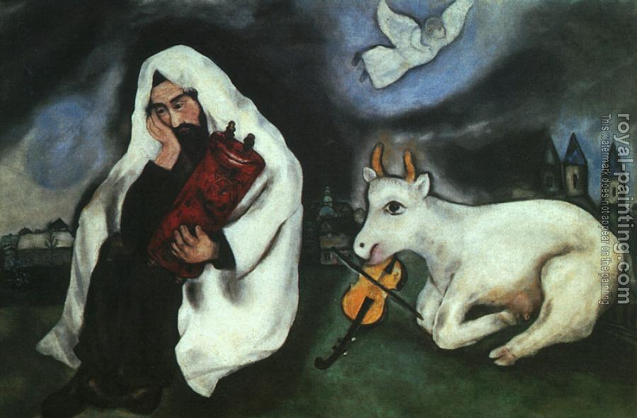 Marc Chagall : Solitude