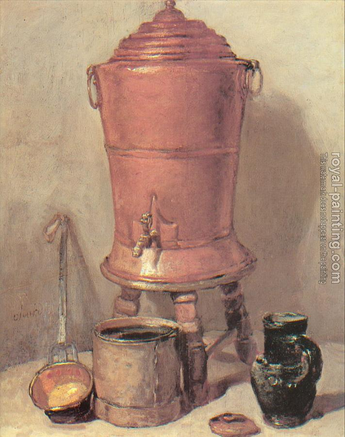The Copper Water Urn